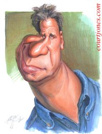 Harrison~Ford caricature