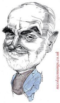 Sean~Connery caricature