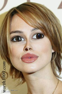 Keira~Knightley caricature
