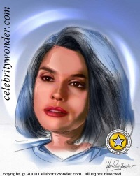 Teri~Hatcher caricature