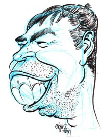 Larry~Page caricature