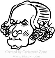 George~Washington caricature