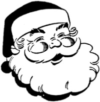 Santa~Claus caricature