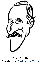 Stan~Smith caricature