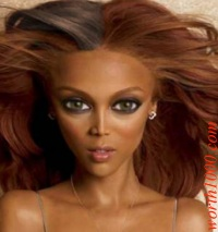 Tyra~Banks caricature
