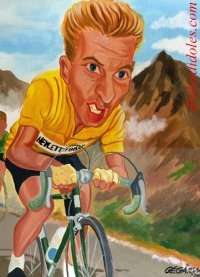Jacques~Anquetil caricature